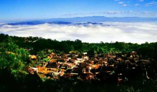 神圣景迈山