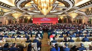 中国发展高层论