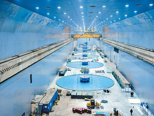 三峡电站32台70万千瓦