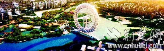 武汉将现全球最高跨江