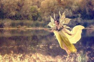 乌克兰摄影师创作最美童话仙境