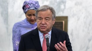 联合国新秘书长古特雷斯上