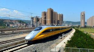 宝兰高铁即将开通运营