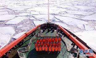 中国南极新建站大型工