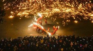 春节长假全国共接待游