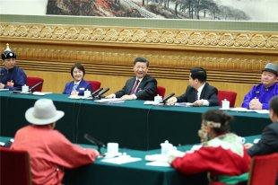 习近平:扎实推动经济