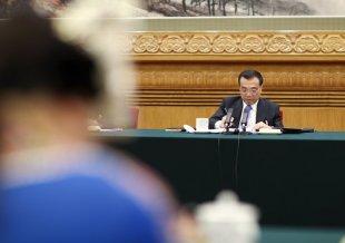 李克强:今天代表提出