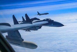 中国空军轰-6K等多型