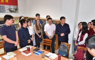习近平:努力建设中国