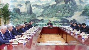 习近平:推动上海合作