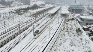 1月5日起铁路实施新运