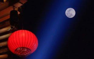 """当元宵节遇上""""超级月"""